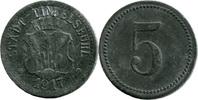 5 Pf 1917 Dinkelsbühl (Bayern) - Stadt,  ss  2,00 EUR  zzgl. 3,50 EUR Versand
