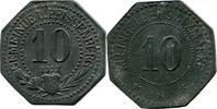 10 Pf 1917 Unter-Preißenberg (Bayern) - Gemeinde,  korrodiert, vz-  7,50 EUR  zzgl. 3,50 EUR Versand
