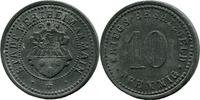 10 Pf o. J. Wertheim a. M. (Baden) - Stadt,  Rv Kratzer, ss  4,50 EUR  zzgl. 3,50 EUR Versand