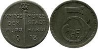 5 Pf 1918 Murrhardt (Württemberg) - Stadt,  ss-vz  6,00 EUR  zzgl. 3,50 EUR Versand