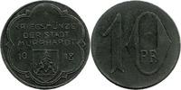 10 Pf 1918 Murrhardt (Württemberg) - Stadt,  ss  5,00 EUR  zzgl. 3,50 EUR Versand