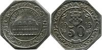 50 Pf 1919, Hamm (Westfalen) - Stadt,  ss-vz  7,00 EUR  zzgl. 3,50 EUR Versand