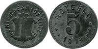 5 Pf 1919, Unterweserstädte,  ss  3,50 EUR  zzgl. 3,50 EUR Versand