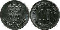 10 Pf 1918, Neheim (Westfalen) - Stadt,  etwas korrod., ss  5,00 EUR  zzgl. 3,50 EUR Versand