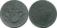 10 Pf o. J., Wunsiedel (Bayern) - Stadt,  Av Stbr., ss  5,00 EUR  zzgl. 3,50 EUR Versand