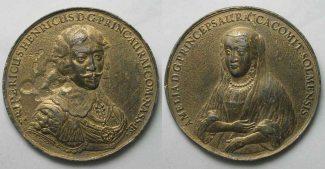 Niederlande - Medaillien  1647 ss FRIEDRIC...