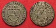 1802 Haus Habsburg GÖRZ 15 Soldi / 8-1/2 Kreuzer 1802 A FRANZ II. Silb... 124,99 EUR  zzgl. 6,50 EUR Versand