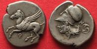 -345/-307 Corinth KORINTH AR-Stater 345-3...