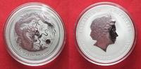 2012 Australien 1 Unze pures Silber JAHR DES DRACHEN 1 Dollar 2012 Lun... 34,99 EUR  zzgl. 4,50 EUR Versand