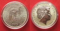 2001 Australien 1 Unze pures Silber AUSTRALIAN KANGAROO 1 Dollar 2001 ... 54,99 EUR  zzgl. 4,50 EUR Versand