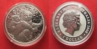 2008 Australien 1 Unze pures Silber KOALA 1 Dollar 2008 # 94461 st  74,99 EUR  zzgl. 4,50 EUR Versand