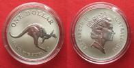 1993 Australien 1 Unze pures Silber AUSTRALIAN KANGAROO 1 Dollar 1993 ... 34,99 EUR  zzgl. 4,50 EUR Versand
