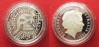 2001 Australien 1 Unze pures Silber AUSTRALIAN KANGAROO 1 Dollar 2001 ... 89,99 EUR  zzgl. 4,50 EUR Versand