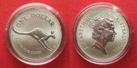 1994 Australien 1 Unze pures Silber AUSTRALIAN KANGAROO 1 Dollar 1994 ... 34,99 EUR  zzgl. 4,50 EUR Versand