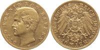 10 Mark Gold 1890  D Bayern Otto 1886-1913. kleine Kratzer, sehr schön  255,00 EUR  excl. 5,00 EUR verzending