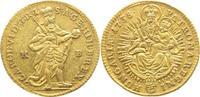 Dukat Gold 1738  KB Haus Habsburg Karl VI....