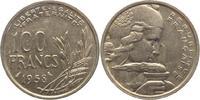 100 Francs 1958 Frankreich Vierte Republik 1944-1958. Sehr schön-vorzüg... 75,00 EUR  excl. 5,00 EUR verzending