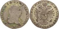 3 Kreuzer 1818  B Haus Habsburg Franz II.(I.) 1792-1835. Fast vorzüglic... 50,00 EUR kostenloser Versand