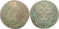 10 Kreuzer 1790  B Haus Habsburg Josef II. 1764-1790. Patina, sehr schö... 25,00 EUR kostenloser Versand