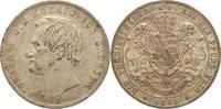 Vereinstaler 1865  B Sachsen-Albertinische Linie Johann 1854-1873. Alte... 110,00 EUR kostenloser Versand