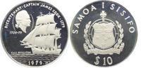 10 Tala 1979 Samoa-Westsamoa Melietoa Tanumafili II. seit 1963. Poliert... 25,00 EUR kostenloser Versand