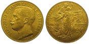 50 Lire Gold 1900-1946 Italien-Königreich ...