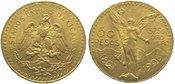 50 Pesos Gold 1926 Mexiko Zweite Republik ...