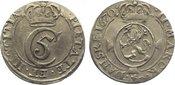 2 Mark 1670 Norwegen Christian V. 1670-169...