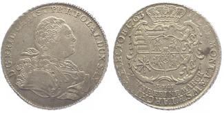 Taler 1763 Sachsen-Albertinische Linie Fri...