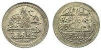 Türkei 10 Para Mahmud II. (AH 1223-1255) 1808-1839.