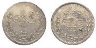 Türkei 20 Para Abdul Hamid II. (AH 1293-1327) 1876-1909.