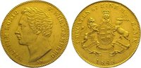 Dukat Gold 1848 Württemberg Wilhelm I. 1816-1864. Vorzüglich  975,00 EUR  plus 10,00 EUR verzending