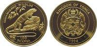 100 Pa'anga Gold 1994 Tonga Topou IV. seit 1965. Polierte Platte  245,00 EUR  zzgl. 5,00 EUR Versand