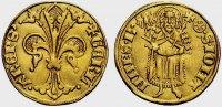 Goldgulden 1354-1371 MAINZ Münzstätte Eltville Sehr schön  1900,00 EUR  zzgl. 3,00 EUR Versand