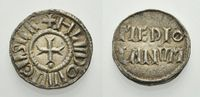 Denar 814-840 ITALIEN: MILANO (LOMBARDIA) LUDWIG DER FROMME Vorzüglich  2000,00 EUR  zzgl. 3,00 EUR Versand