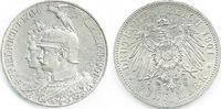 5 Mark 1901 Preussen Wilhelm II. 1881 vorzüglich+  60,00 EUR