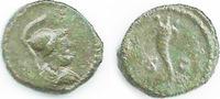 Quadrans 81/161 Römische Kaiserzeit Anonym, Gruppe 6 (Domitianus bis A.... 100,00 EUR