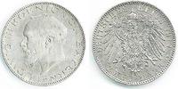 2 Mark 1914 D Bayern Ludwig III. 1913/1918 sehr schön  /  vorzüglich+  50,00 EUR