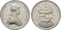 Zinnmedaille von Würth oD (1759) Habsburg-Lothringen Erzherzog Ferdinan... 160,00 EUR