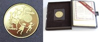 100 Dollars 1979 Kanada UN Internationales Jahr des Kindes Spiegelglanz  700,00 EUR  zzgl. 24,00 EUR Versand
