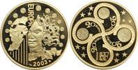 20 Euro 2003 Frankreich 20 Euro - Europäische Währungsunion pp  699,00 EUR  zzgl. 24,00 EUR Versand