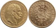 5 Mark 1877 (C) Deutschland, Preussen 5 Mark Wilhelm I. Preussen sehr s... 310,00 EUR  zzgl. 7,20 EUR Versand