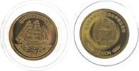 10 Won 2008 Korea (Pyeongyang) 50 Jahre Segelschulschiff 'Gorch Fock II... 90,00 EUR  zzgl. 6,20 EUR Versand
