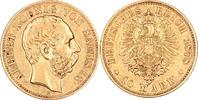 10 Mark 1878 Deutschland/ Kaiserreich Sachsen Albert 1873-1902 (Reichsa... 300,00 EUR  zzgl. 7,20 EUR Versand