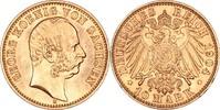 10 Mark 1904 Deutschland/ Kaiserreich Sachsen Georg von Sachsen (Großer... 680,00 EUR  zzgl. 24,00 EUR Versand