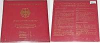 10 DM 1999 Deutschland Gedenkmünzen Set - '50 Jahre SOS-Kinderdörfer' p... 55,00 EUR  zzgl. 6,20 EUR Versand