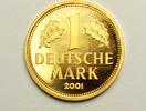1 DM 2001 (A) Deutschland Abschied von der Deutschen Mark (A)   530,00 EUR  zzgl. 24,00 EUR Versand