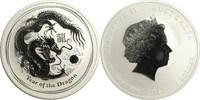 1 Dollar 2012 Australien 1 oz Lunar II (Drache) Prägefrisch  29,00 EUR  zzgl. 4,20 EUR Versand