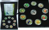 50 Cent  Honduras Münzset - Kollektion Parrots (Papageien) Prägefrisch  55,00 EUR  zzgl. 6,20 EUR Versand