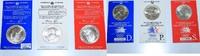 1 Dollar 1983 Amerika, Vereinigte Staaten Set - XXIII. Olympische Somme... 65,00 EUR  zzgl. 6,20 EUR Versand